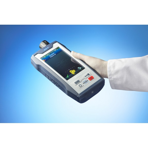 BRAVO - spectrometru Raman portabil