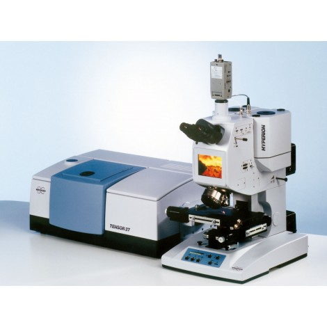 Microscop FT-IR Hyperion