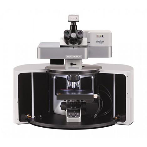 Senterra II - Microscop Raman dispersiv