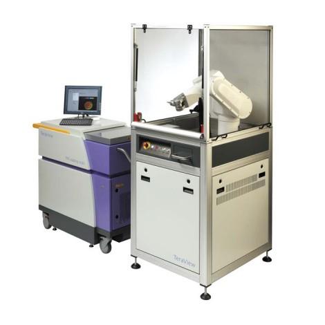 Sistem de imagistica THz 3D pentru industria farmaceutica - TPI imaga 2000