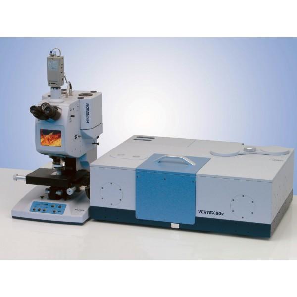 Spectrometru FT-IR Vertex 80 / Vertex 80v