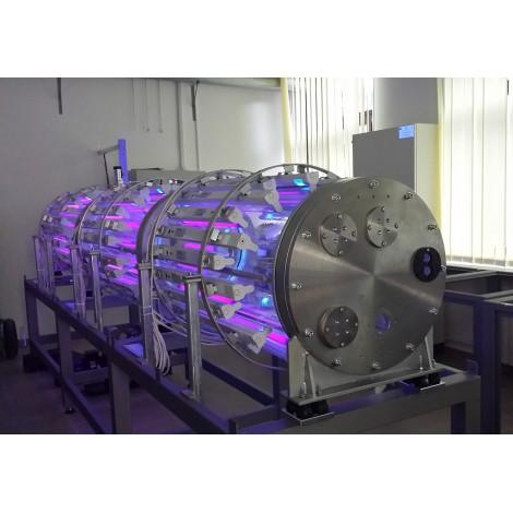 Sistem de spectroscopie IR pentru studii atmosferice